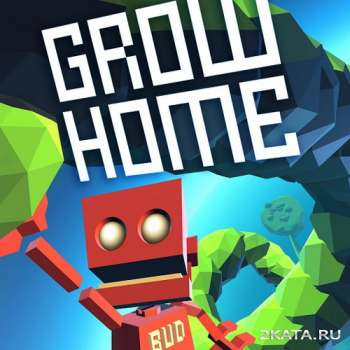 Grow Home (2015) (ENG) (PC) (RELOADED)