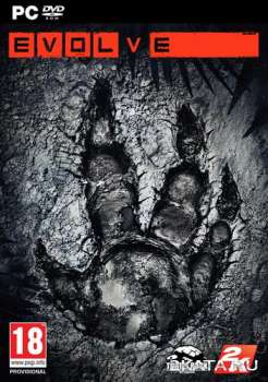 Evolve (2015) (RUS/ENG/Multi8) (PC)
