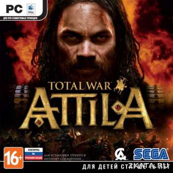 Total War: ATTILA (2015) (RUS/ENG) (PC)