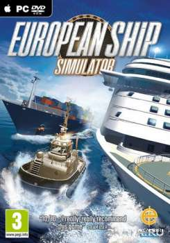 European Ship Simulator (2015) (ENG/MULTI8) (PC) (FAIRLIGHT)