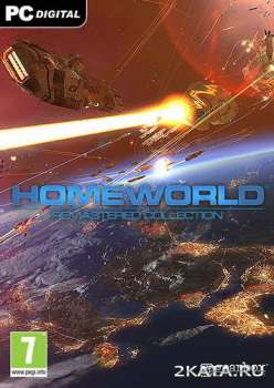Homeworld Remastered Collection (2015) (RUS/ENG/MULTi5) (PC) Steam-Rip