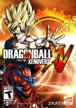 Dragon Ball: Xenoverse (2015) (RUS/ENG) (PC) Full / RePack