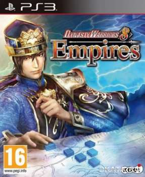 Dynasty Warriors 8: Empires (2015) (ENG) (USA) (PS3)