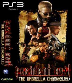 Resident Evil: The Umbrella Chronicles (2012) (RUS/ENG) (EUR) (PS3)