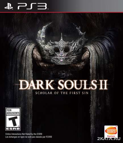 Dark Souls II: Scholar of the First Sin (2015) (RUS/ENG) (EUR) (PS3)