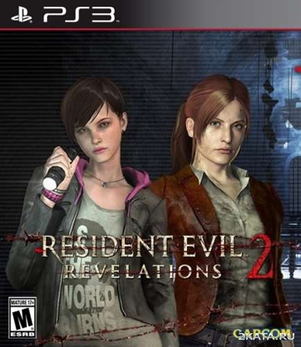 Resident Evil: Revelations 2 (2015) (RUS/ENG/MULTi11) (USA) (PS3)