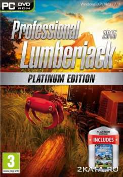 Professional Lumberjack 2015 (2015) (ENG/MULTi8) (PC) (CODEX)