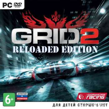 GRID 2 - Reloaded Edition (2013) (RUS/ENG/MULTi8) (PC) (PROPHET)