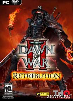 Warhammer 40,000: Dawn of War 2 - Retribution Complete (2011) (RUS) (PC) RePack