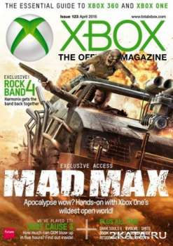 Xbox: The Official Magazine UK (2015/April)