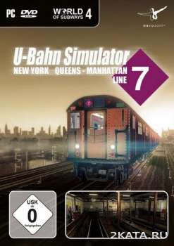 World of Subways 4 - New York Line 7 (2015) (ENG/MULTI3) (PC) (CODEX)