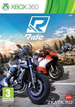 RIDE (2015) (RUSSOUND) (XBOX360)