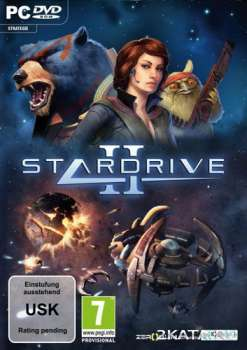 StarDrive 2 (2015) (RUS/ENG/MULTi5) (PC) (CODEX)