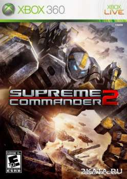 Supreme Commander 2 (2010) (ENG) (XBOX360)