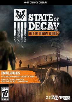 State of Decay: Year One Survival Edition (2015) (RUS/ENG/Multi7) (PC) RePack