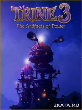 Trine 3: The Artifacts of Power (2015) (RUS/ENG/MULTi10) (PC)