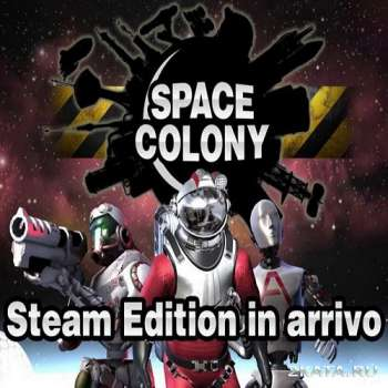 Space Colony: Steam Edition (2015) (ENG) (PC) (PLAZA)