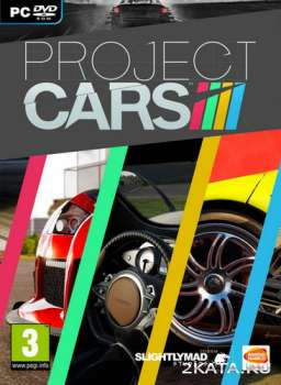Project CARS (2015) (RUS/ENG/MULTi8) (PC) RePack