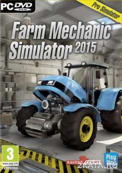 Farm Mechanic Simulator 2015 (2015) (ENG/MULTi5) (PC) (SKIDROW)