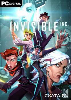 Invisible Inc (2015) (RUS/ENG) (PC) RePack