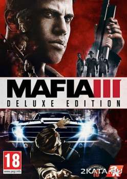 Мафия 3 / Mafia III: Digital Deluxe Edition (2016) (RUS/ENG) (PC) RePack