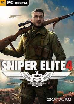 Sniper Elite 4 - Deluxe Edition (2017) (RUS/ENG) (PC) Steam-Rip