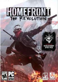Homefront: The Revolution - Freedom Fighter Bundle (2016) (RUS/ENG/MULTi10) (PC)