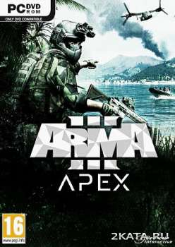 Arma 3: Apex Edition (2013) (RUS/ENG/MULTi) (PC)