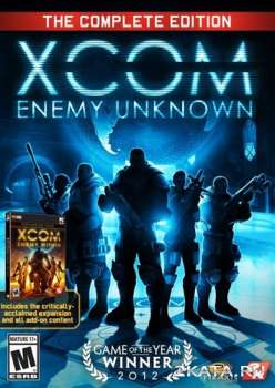XCOM: Enemy Unknown - The Complete Edition (2012) (RUS/ENG) (PC)