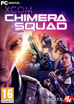 XCOM: Chimera Squad (2020) (RUS/ENG/MULTi) (PC)