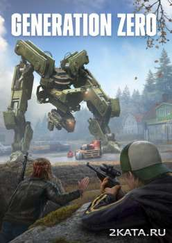 Generation Zero (2019) (RUS/ENG/MULTi) (PC)