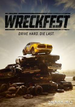 Wreckfest (2018) (RUS/ENG/MULTi) (PC)