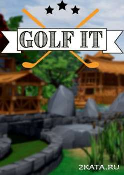 Golf It! (2017) (RUS/ENG/MULTi) (PC)