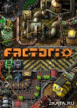 Factorio (2016) (RUS/ENG) (PC)