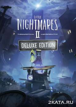 Little Nightmares 2: Deluxe Edition (2021) (RUS/ENG/MULTi3) (PC)